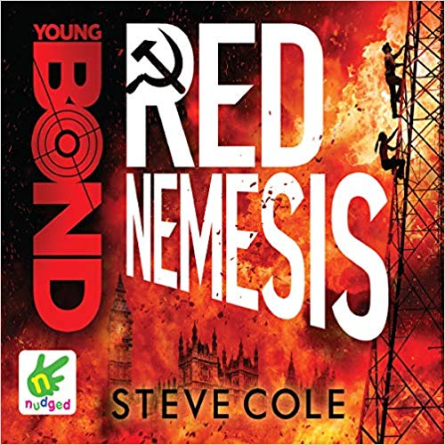 Young Bond Red Nemesis Audio CD