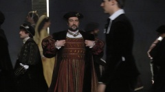 Scenes from Wolf Hall 1&2