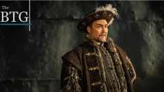 Nathaniel Parker returns as Henry VIII in RSC's Mantel trilogy